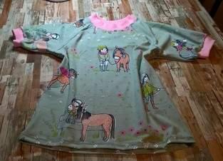 Makerist - Kindershirt und Socken aus Jersey für Pferdeliebhaber - 1