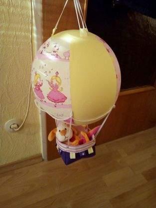 Adventsballon von shesmile