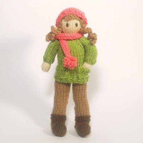 Makerist - Becky doll - Knitting Showcase - 1