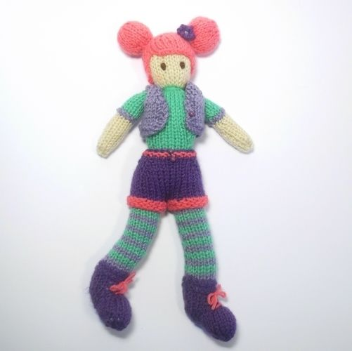 Makerist - Aimee Doll - Knitting Showcase - 1