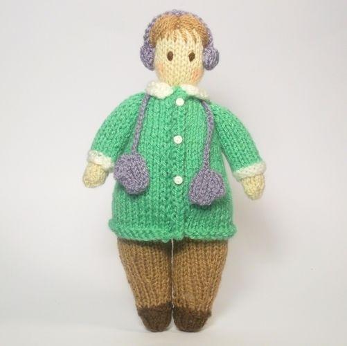 Makerist - Susan Tilda dol - Knitting Showcase - 1