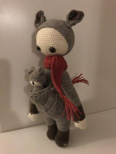 Makerist - Känguru - Häkelprojekte - 1