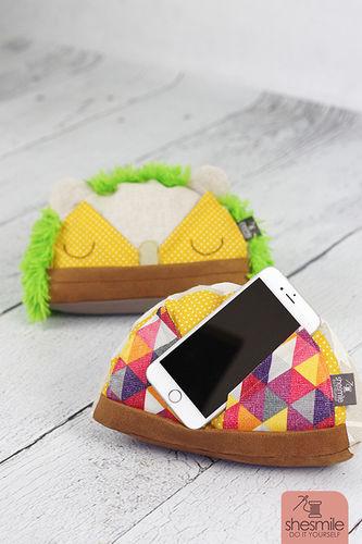 Makerist - Hügelbert mit beschichteter Baumwolle - Nähprojekte - 3