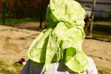 Makerist - Sonnenschutz mit Spitze - 1