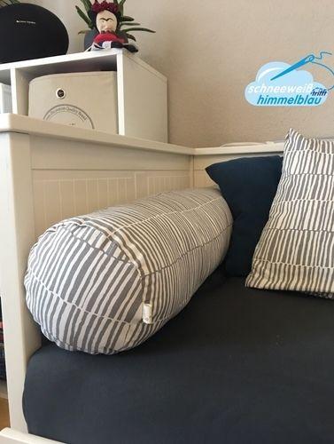 Makerist - Sofalandschaft/Kissen für das Hemnes Tagesbett - Nähprojekte - 3