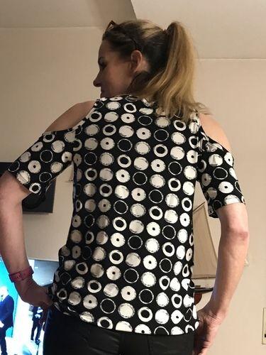 Makerist - Knotenshirt Mahé von Elle Puls - Nähprojekte - 3