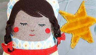 Makerist - Spieluhr Puppe - 1