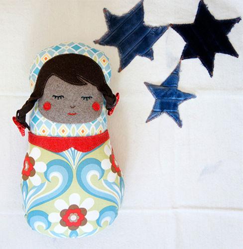 Makerist - Spieluhr Puppe - Nähprojekte - 2