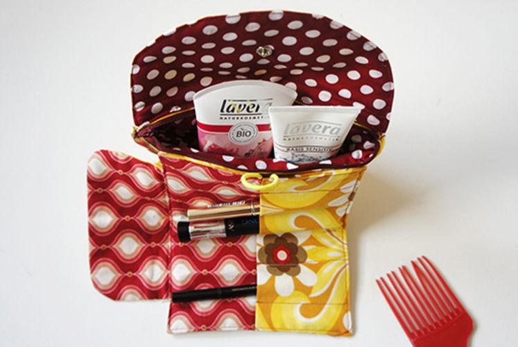 Makerist - Kosmetiktasche - Nähprojekte - 2