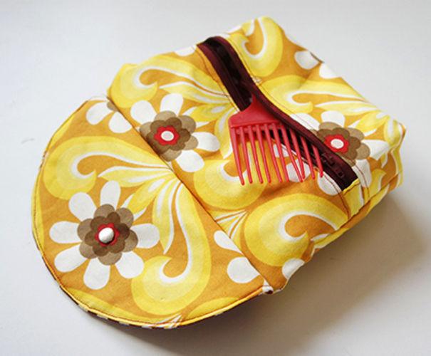 Makerist - Kosmetiktasche - Nähprojekte - 3