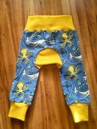 Makerist - Monkey-Pants - 1