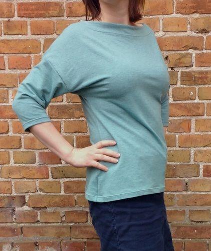 Makerist - Kussecht als Shirt - Nähprojekte - 2