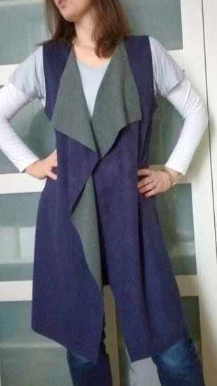 Makerist - Ärmellose Weste von FashionTamTam - 1