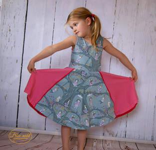 Makerist - Jersey Kleid Marisa - 1