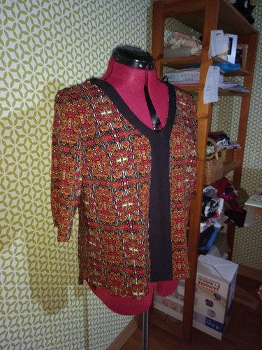 Makerist - 3 versions pour la blouse coquelicot - Créations de couture - 1