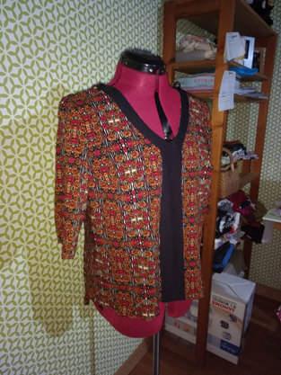 Makerist - 3 versions pour la blouse coquelicot - 1