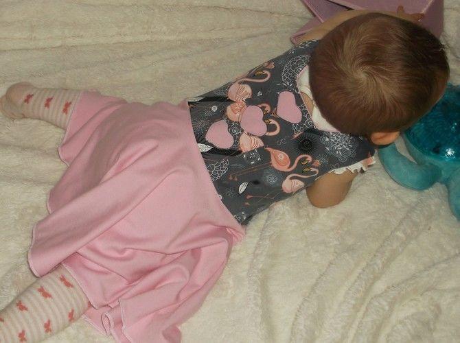 Makerist - Eine Marisa aus Jersey für meine Tochter  - Nähprojekte - 1