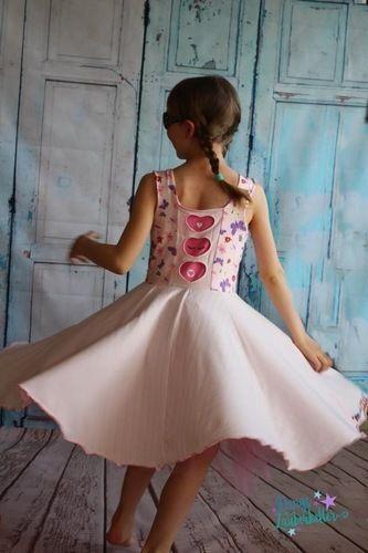 Makerist - Jersey Kleid Marisa - Nähprojekte - 1