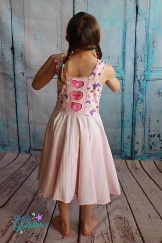 Makerist - Jersey Kleid Marisa - Nähprojekte - 2