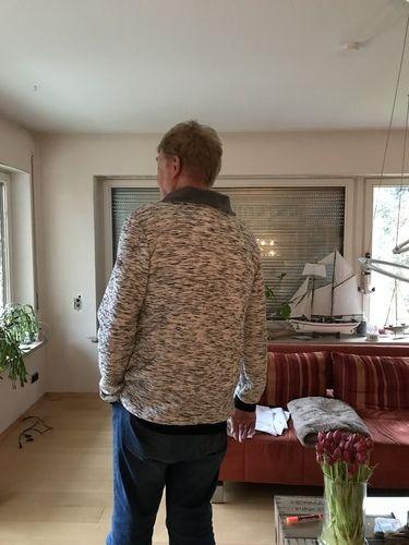 Makerist - Männerpullover Simo  - Nähprojekte - 2