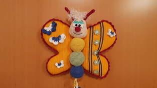 Lach-mit-mir Schmetterling