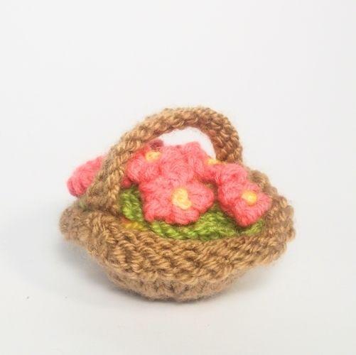Makerist - Flower Garden Bitsy Baby Doll - Knitting Showcase - 2