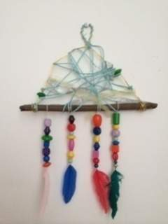 Makerist - Dreamcatcher rustikal - 1
