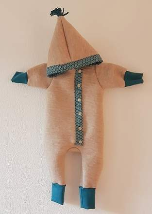 Makerist - Wollwalk-Anzug für Karlchen - 1