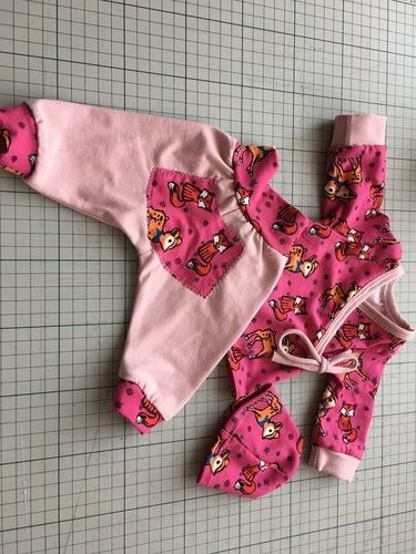 Makerist - Erstlingsset Bzw Puppenkleidung - Nähprojekte - 1