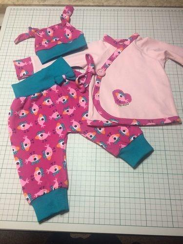 Makerist - Erstlingsset Bzw Puppenkleidung - Nähprojekte - 2