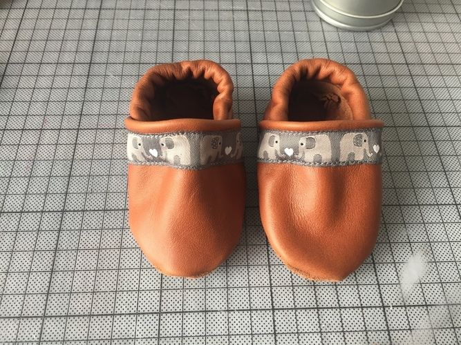 Makerist - Lederpuschen - Nähprojekte - 1