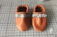 Makerist - Lederpuschen - 1