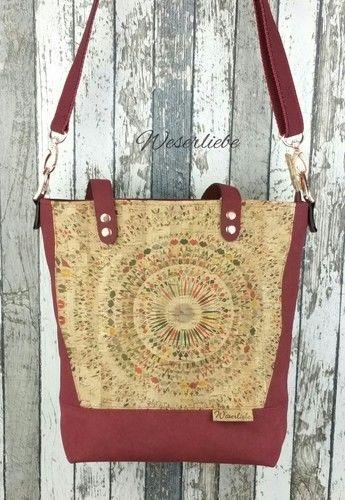 Makerist - Shopper Mathea von Zaubernahnna - Nähprojekte - 1