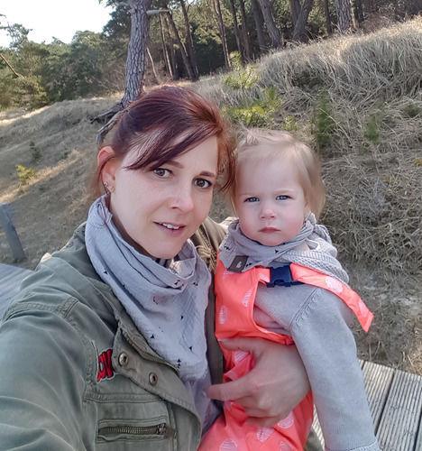 Makerist - Halstuch für Mama und Tochter  - Nähprojekte - 3