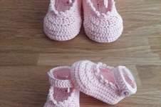Makerist - Les chaussons de Sophie - taille 0/3mois  - 1