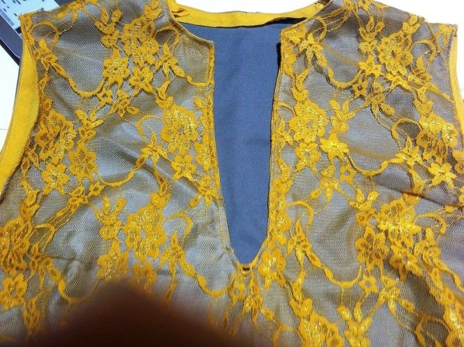 Makerist - Robe en dentelle - Créations de couture - 2