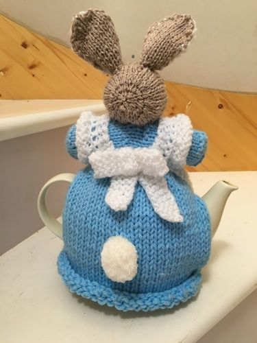 Makerist - Beatrix fluffy tail - Knitting Showcase - 3