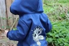 Makerist - Lybstes Jolly Jumper aus Softshell mit Baby Euli - 1