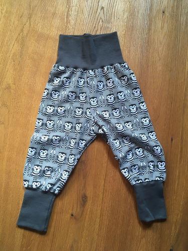 Makerist - Pumphose und Longarm-Shirt für den Neffen - Nähprojekte - 1