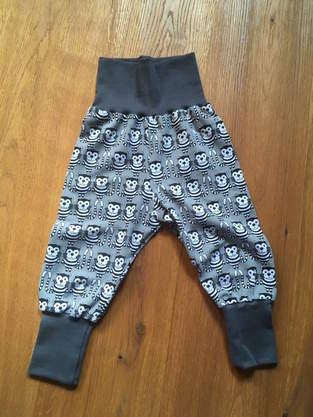Makerist - Pumphose und Longarm-Shirt für den Neffen - 1
