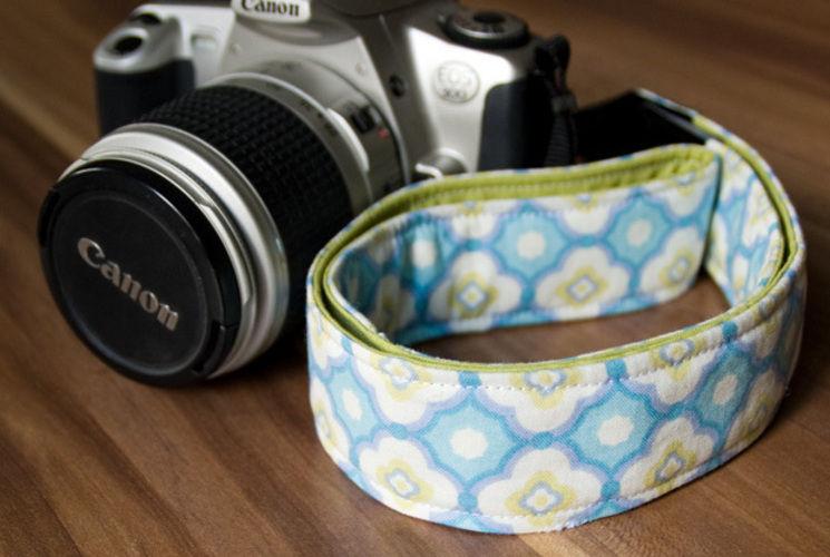Makerist - DIY Kameraband für DSLR-Kameras  - Nähprojekte - 1