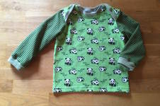 Makerist - Shirt für den Sohn - Pandabären - 1