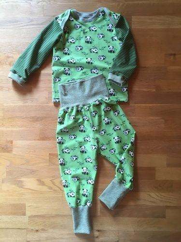Makerist - Shirt für den Sohn - Pandabären - Nähprojekte - 2