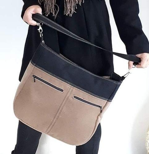 Makerist - Tasche Maha von Zaubernahnne  - Nähprojekte - 3