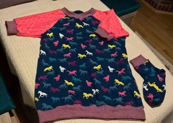 Makerist - Shirt für Mädchen Gr. 134 - Nähprojekte - 1