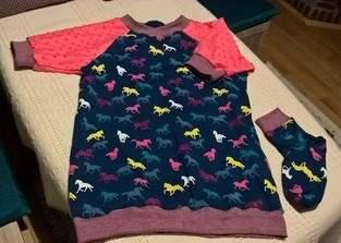 Makerist - Shirt für Mädchen Gr. 134 - 1