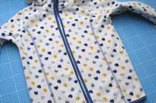 Makerist - defekter Reißverschluss durch Knopfleiste aus Herrenhemd ersetzen - 1