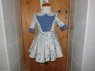 Mädchenkleid 'Vivienne'