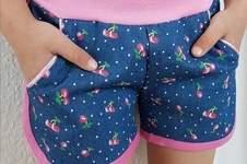 Makerist - Shorty Legs Mädchen - 1