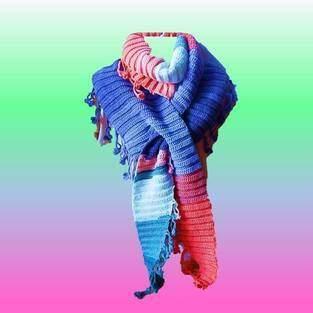 Makerist - Blümchen  Schal häkeln - 1